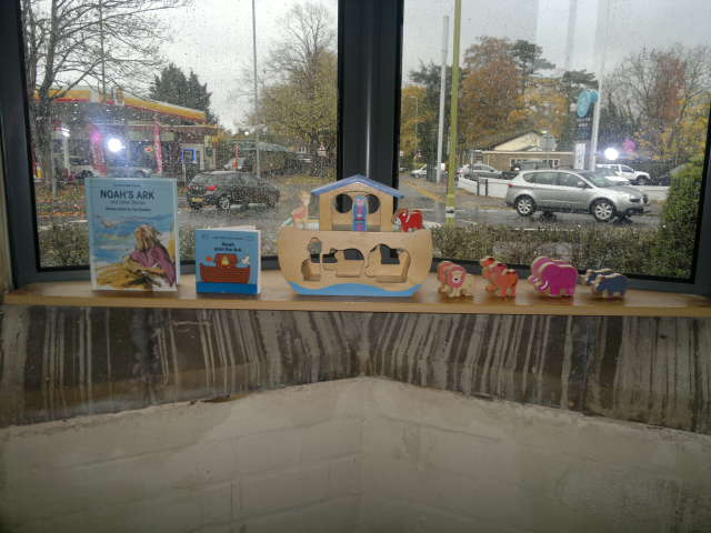 Prayer spaces – Children's Ministry in St Albans Diocese