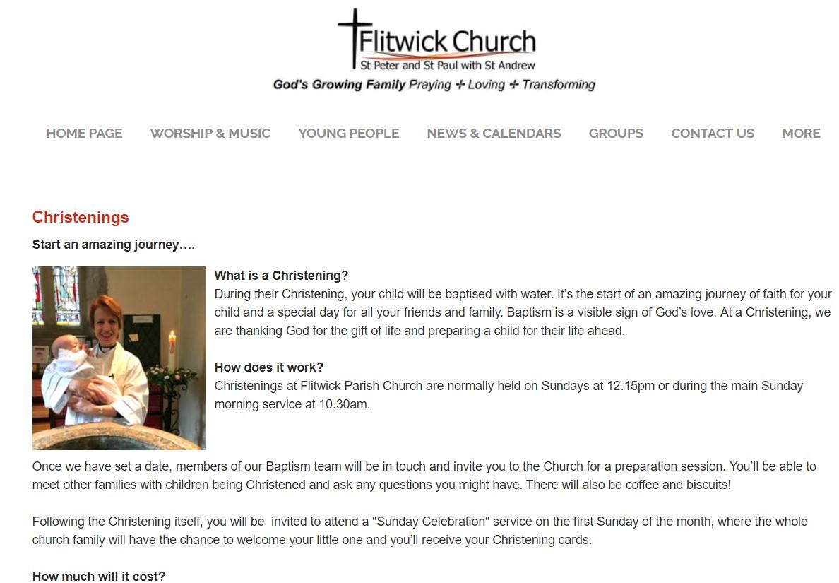 flitwick-christening